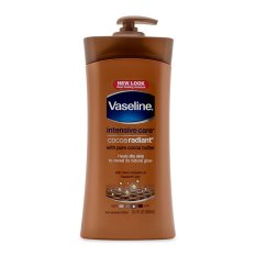 Vaseline Intensive Care Cocoa Radiant - 600 Ml