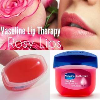 Vaseline Lip Therapy Pocket Size 7g - 0.25oz - Rosy Lips thumbnail