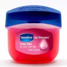 Vaseline Lip Therapy USA Pocket Size 0.25oz (7g) - Rosy Lips