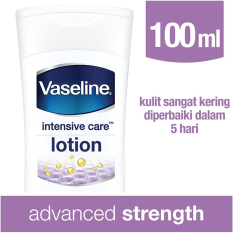 Vaseline Lotion Intensive Care Advanced Strength - 100ML
