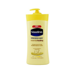 Vaseline Lotion Intensive Care Essential Healing 600ml