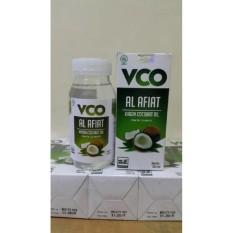 VCO Minyak Kelapa VCO Al Afiat POM TR Netto 150 ml