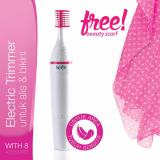 Toko Veet Sensitive Touch Electric Trimmer Free Scarf Terdekat
