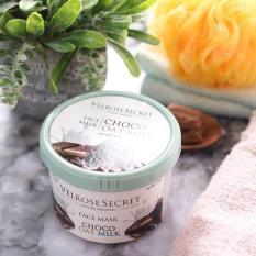 Harga Velrose Secret Masker Wajah Choco Oat Milk Murah