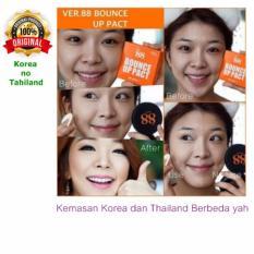 Harga Ver 88 Bounce Up Pact Spf 50 Pa Original 02 Korea No Thailand Di West Sumatra