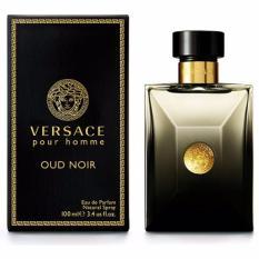 Jual Beli Versace Pour Homme Oud Noir For Men Edp 100Ml Dki Jakarta