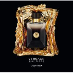Versace Pour Homme Oud Noir For Men EDP 100ML Original