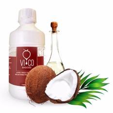 Toko Vico Bagoes Extra Virgin Coconut Oil 1 Liter Dekat Sini