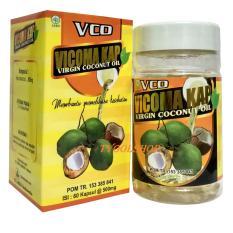 Vicoma Kap Virgin Coconut Oil VCO minyak - 60 kapsul