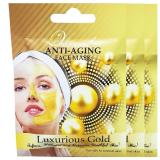 Harga Vienna Anti Aging Face Mask Luxurious Gold 6 Sachet 20Ml Anti Aging Mask Dan Spesifikasinya