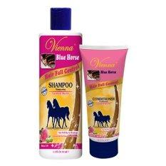 Vienna Blue Horse Hair Fall Control Shampoo & Conditioner