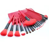 Toko Vienna Linz Kuas Cosmetic Professional Make Up Brushes Set 24 Pc Dekat Sini