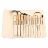 Toko Vienna Linz Kuas Make Up Persia 12 Pcs Dengan Dompet Professional Cosmetic Brush Gold Vienna Linz Online