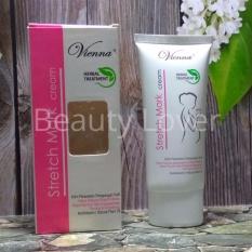Vienna Strech Mark Cream - Perawatan Strechmark dan Selulit Aman dan Natural BPOM