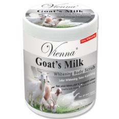Harga Vienna Whitening Body Scrub Susu 1Kg Pri Online