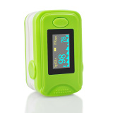 Beli Vinmax Finger Oximeter Pulse Blood Oxygen Spo2 Monitor Pr Heart Rate Moniter Led Display Handheld Portable Free 1Pcs Black Carry Case Green) Intl Di Tiongkok
