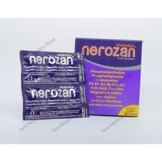 Daftar Harga Vitabiotics Nerozan 30 Tablet Salut Selaput Membantu Daya Ingat Dan Gangguan Tidur Insomnia Vitabiotics