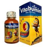 Promo Vitabumin Madu Albumin Untuk Anak Madu Terbaru