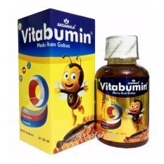 Promo Vitabumin Original Kemasan Terbaru 1 Botol Isi 130Ml Vitabumin