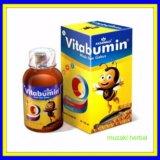 Spesifikasi Vitabumin Original Madu Albumin Ikan Gabus 130 Ml Yg Baik