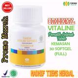 Promo Toko Vitaline Nutrisi Kulit Pemutih Tubuh Wajah Murah Vitaline 30 Kaps Original Nth Free Ongkir