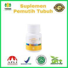 Tips Beli Vitaline Softgel Pemutih Tubuh Herbal 30 Kapsul