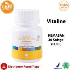 Harga Vitaline Softgel Tiens Suplemen Pemutih Tubuh Wajah Vitamin E Termahal