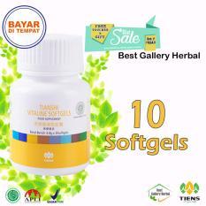 Cuci Gudang Vitaline Tiens Nutrisi Pemutih Tubuh Kemasan 10 Softgel Original Free Member Card Toko Promo By Best Gallery Herbal