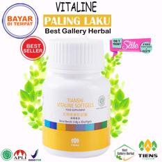 Vitaline Vitamin E Breast Oil Pengencang Payudara Tiens Diskon 30