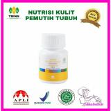 Jual Vitaline Vitamin Kulit Pemutih Tubuh 10 Kaps Baru