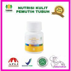 Promo Vitaline Vitamin Kulit Pemutih Tubuh 10 Kaps Murah