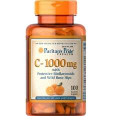 Harga Vitamin C 1000Mg 100 Kaplet Puritan Pride Asli