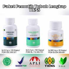 Spek Nutrisi Pemutih Tubuh Tiens Jawa Timur