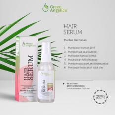 Jual Vitamin Penumbuh Rambut Green Angelica Hentikan Rambut Rontok Dan Menguatkan Akar Dengan Bahan Alami Teruji Bpom Ori Online Jawa Timur