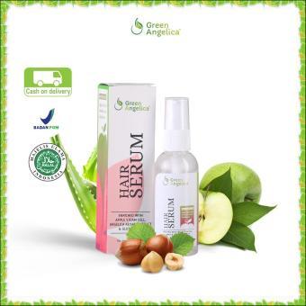 Harga Vitamin Rambut Rontok Kering Dan Ketombe Green Angelica Hair Serum Serum Vitamin Rambut Paling Bagus 100 Original Product Dan Halal Yg Bagus