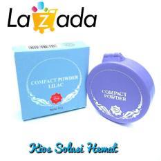 VIva Bedak Padat Compact Powder Lilac 19gr - Kuning Langsat