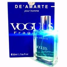 Harga Vogues Perfume De Amarte Pour Homme Edp 50Ml Branded