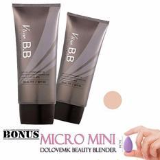 VOV Real Fit V-Line BB Cream + SPF 20 Natural Beige ( ORIGINAL KOREA )