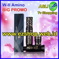 W-II Amino Long Lashes Solution (1 Botol) - Serum / Obat Pelentik, Penebal, Pemanjang, Pelebat, Penumbuh Alis & Bulu Mata Alami (W2 Amino) - Jaminan Asli EzShop - Ez Shop Tv Home Shopping Indonesia