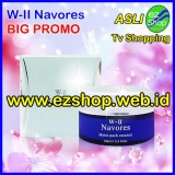 Diskon W Ii Navores Moist Pack Essence Serum Pemutih Kulit Alami Jaminan Asli Ezshop Ez Shop Tv Home Shopping Indonesia Akhir Tahun