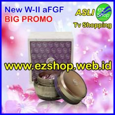 Ulasan Tentang W Ii New Afgf Skin Softening Essence Lotion Serum Obat Awet Muda Anti Aging Perawatan Kecantikan Wajah Alami Afterglow After Glow Factor Jaminan Asli Ezshop Ez Shop Tv Home Shopping Indonesia