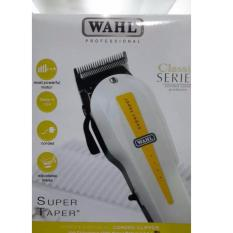 Jual Wahl Clipper Super Taper Classic White Branded Murah