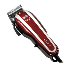 Wahl ICONE - Hair Clipper 6 Sepatu Sisir Star Series Pro Barbershop - Red