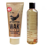 Ulasan Lengkap Wak Doyok Cream 75 Ml Red Ginseng Hair Tonic 250 Ml