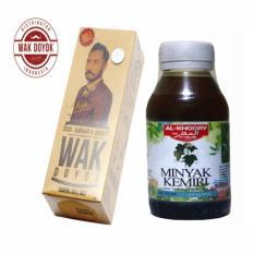 Harga Wak Doyok Cream Original Hologram Minyak Kemiri Alkhodry 125 Ml Yg Bagus