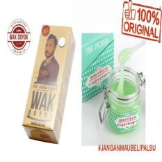 Harga Wak Doyok Cream Original Hologram Miss Moter Matcha Milk Hand Wax Satu Set