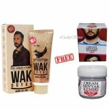 Wak Doyok Krim Penumbuh Jambang dan Rambut Original 100% + Free Minyak Kemiri Al Khodry Cream Penumbuh Rambut | Lazada Indonesia