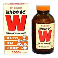 Katalog Wakamoto Strong 1000 Pills Wakamoto Terbaru
