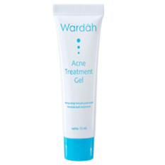 Situs Review Wardah Acne Treatment Gel