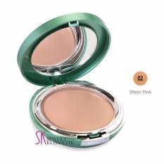 Promo Toko Wardah Exclusive Creamy Foundation 02 Sheer Pink